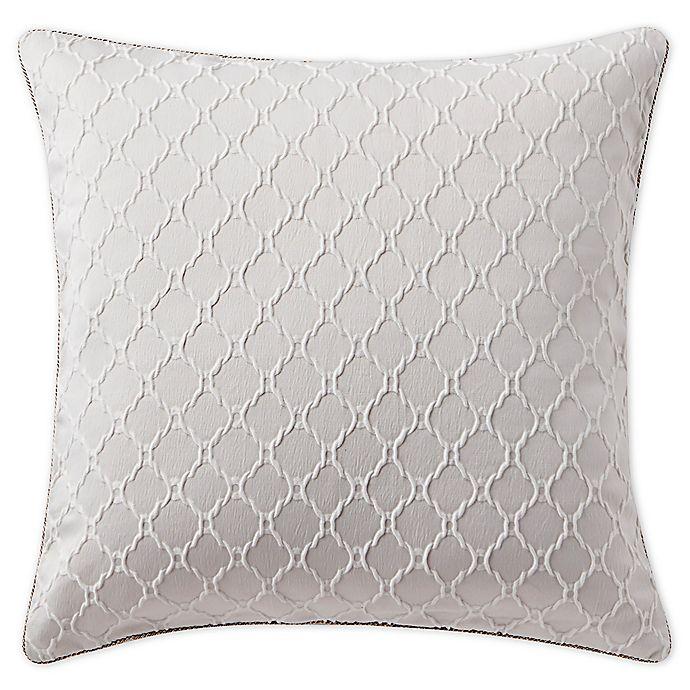Waterford Belissa European Pillow Sham In Ivory Bed Bath Beyond