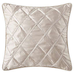 Waterford® Gisella European Pillow Sham in Blush