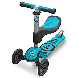 smarTrike® T1 Scooter in Blue