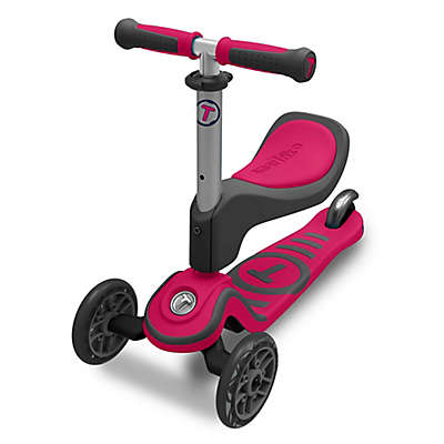smarTrike® T1 Scooter in Pink