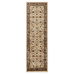Verona Classic 2-Foot 2-Inch x 6-Foot 11-Inch Runner in Peacock/Ivory