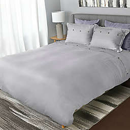 Tempur-Pedic® Cool Luxury Full/Queen Duvet Cover in Silver