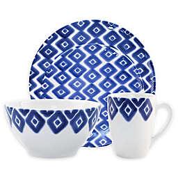 viva by VIETRI Santorini Diamond Dinnerware Collection