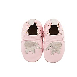 Robeez® Ella Elephant Casual Shoes in Pink