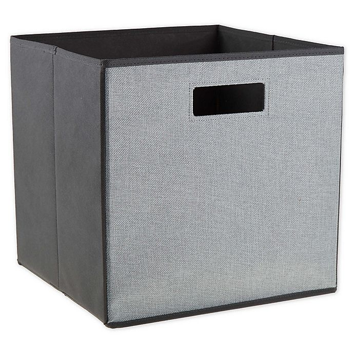 Alternate image 1 for ORG 13-Inch Square Collapsible Bin