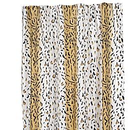 Carnation Home Fashions Hailey Shower Curtain