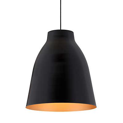 Zuo Era Bronze Ceiling Lamp in Matte Black