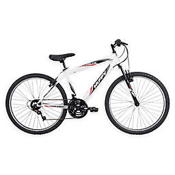 Huffy® Incline 26-Inch Men's Mountain Bike in White