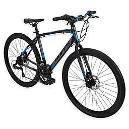 Huffy® Carom 27.5-Inch Gravel Mountain Bike in Black