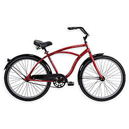 Huffy® Good Vibrations 26-Inch Men's Cruiser Bicycle in Red