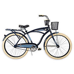 Huffy® Deluxe 26-Inch Men's Cruiser Bike in Midnight Blue
