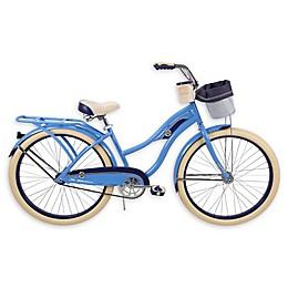 Huffy® Deluxe 26-Inch Women's Cruiser Bike in Periwinkle