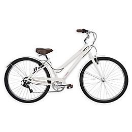Huffy® Sienna™ 27.5-Inch Women's Comfort Bike in Ivory