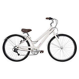 Huffy® Sienna™ 27.5-Inch Women's Comfort Bike in Ivory