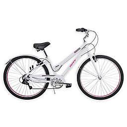 Huffy® Casoria™ 27.5-Inch Women's Comfort Bike in White
