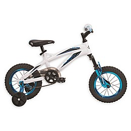 Huffy® Nytro™ 12-Inch Boy's Bike in White