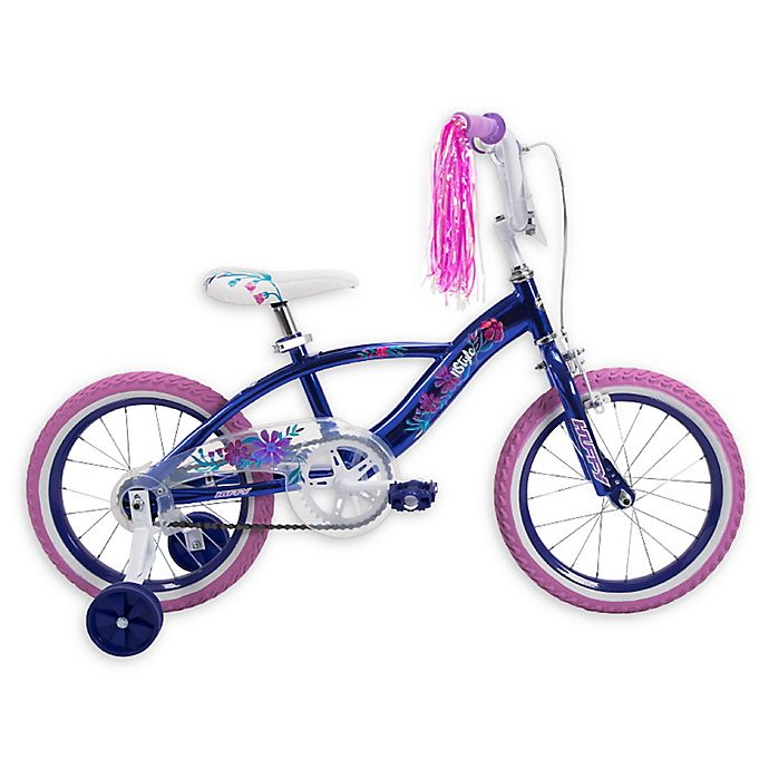 Alternate image 1 for Huffy® N'Style 16-Inch Bicycle in Violet