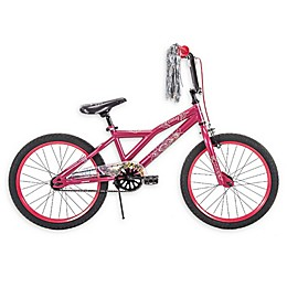 Huffy® Glitzy 20-Inch Girl's Bike in Red