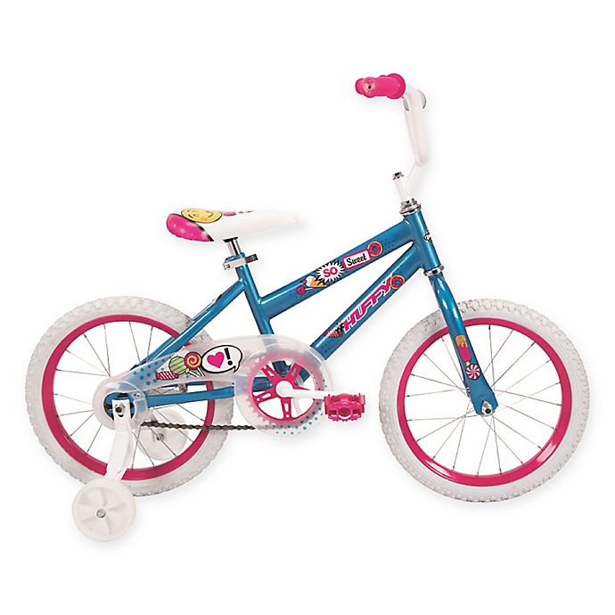 Alternate image 1 for Huffy® So Sweet™ 16-Inch Bicycle in Blue