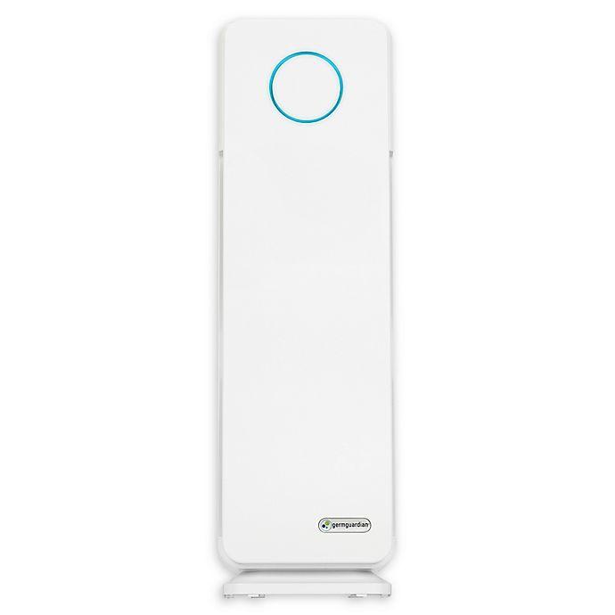 Alternate image 1 for GermGuardian® Elite 3-in-1 Pet Pure™ True HEPA Air Purifier in White