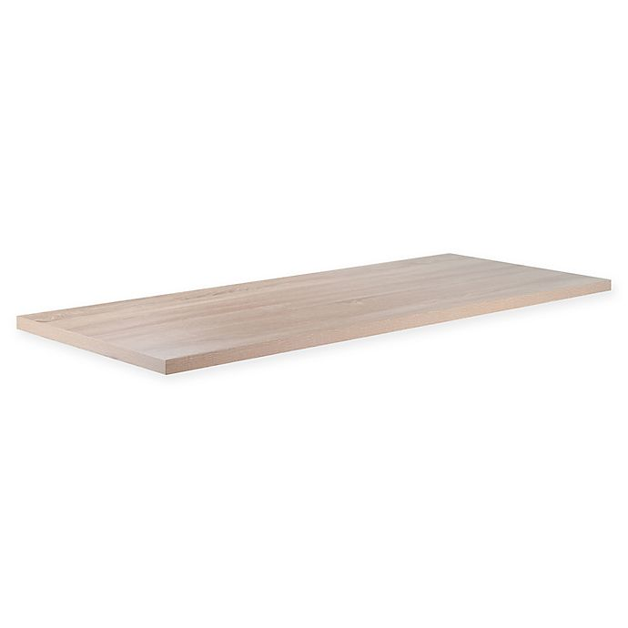 Alternate image 1 for Winsome Kenner Modular Desk/Table Top in Brown