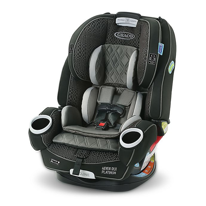 Alternate image 1 for Graco® 4Ever® DLX Platinum 4-in-1 Convertible Car Seat