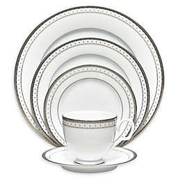 Noritake® Rochester Platinum Dinnerware Collection