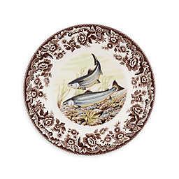 Spode® Woodland King Salmon Salad Plate