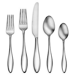 Living by Robinson® Morley 50-Piece Polished Finish Flatware Set