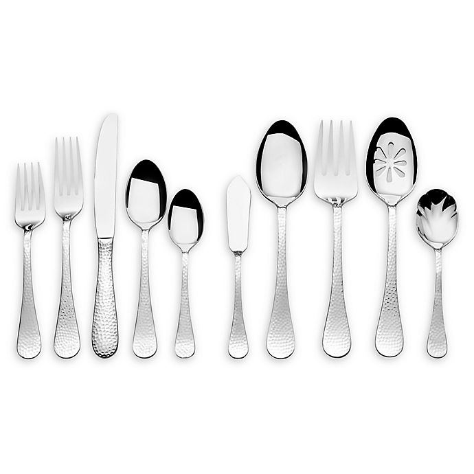 Alternate image 1 for Towle® Living Reynolds 65-Piece Flatware Set