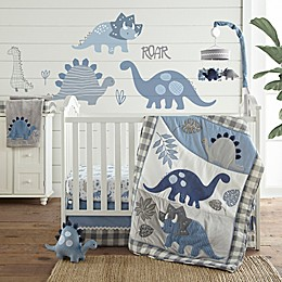 Levtex Baby® Kipton 4-Piece Crib Bedding Set in Blue
