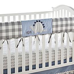 Levtex Baby® Kipton Crib Rail Guard in Blue/Grey