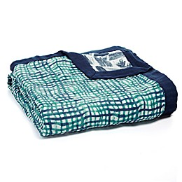 aden + anais® Silky Soft Dream Receiving Blanket in Seaport