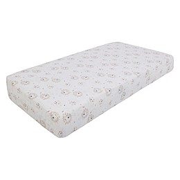 aden® by aden + anais® Leader of the Pack Fitted Crib Sheet