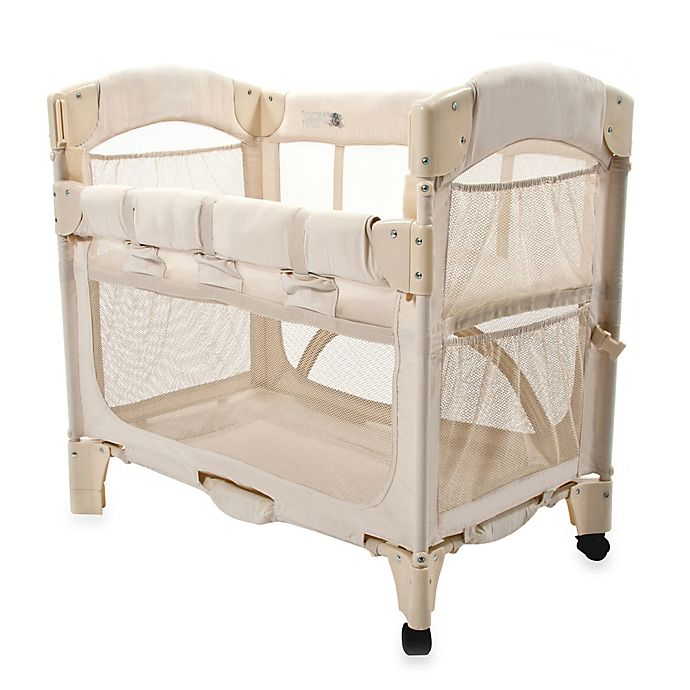 Alternate image 1 for Arm's Reach Mini Co-Sleeper® in Natural