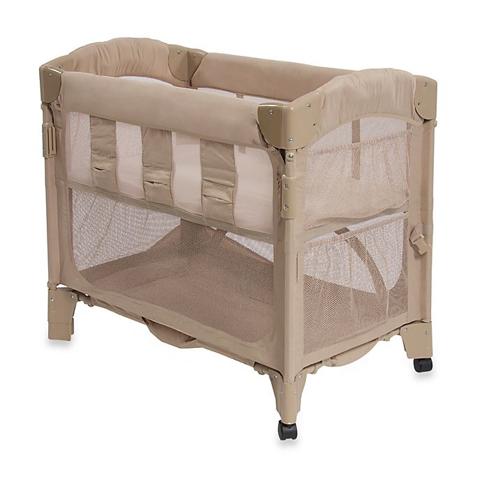 Alternate image 1 for Arm's Reach Mini Co-Sleeper® in Toffee