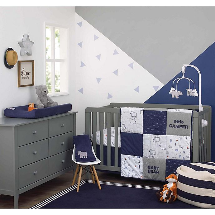 Alternate image 1 for carters® Explore Baby Bear Bedding Collection