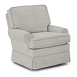 Best Chairs Custom Quinn Swivel Glider