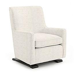 Best Chairs Custom Coral Swivel Glider