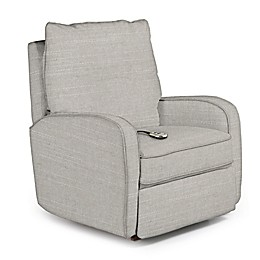 Best Chairs Custom Ingall Power Rocker Recliner