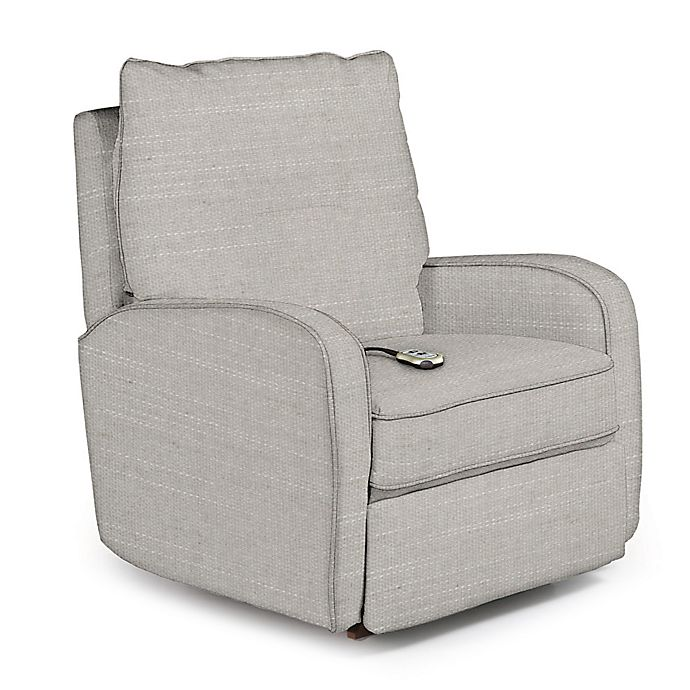 Alternate image 1 for Best Chairs Custom Ingall Power Rocker Recliner