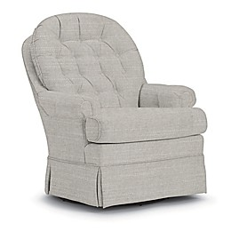Best Chairs Custom Beckner Swivel Glider