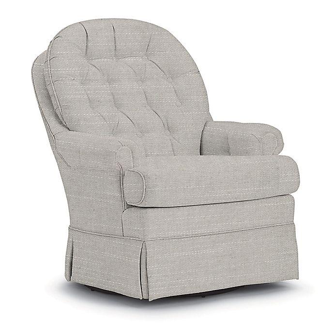 Alternate image 1 for Best Chairs Custom Beckner Swivel Glider