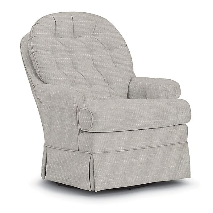 sale retailer bf3be 9e817 Best Chairs Custom Beckner Swivel Glider | Bed Bath & Beyond
