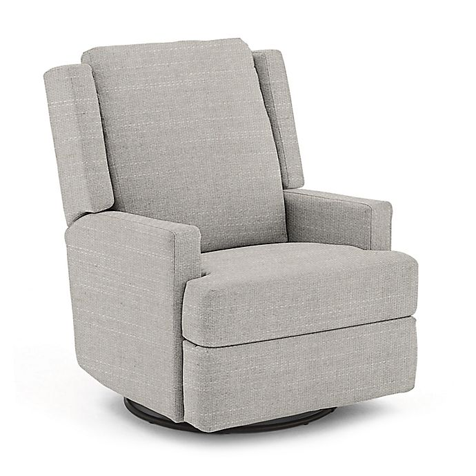 Pleasing Best Chairs Custom Ainsley Swivel Glider Recliner Buybuy Baby Ncnpc Chair Design For Home Ncnpcorg