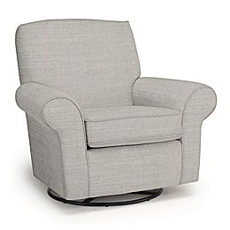 Best Chairs Custom Mandy Swivel Glider