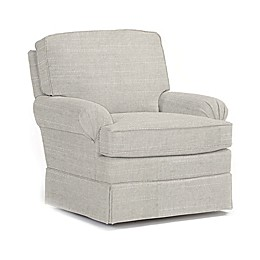 Best Chairs Custom Kamilla Swivel Glider