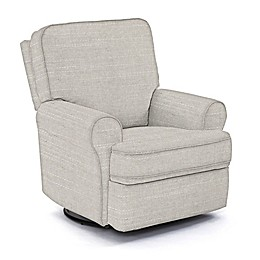 Best Chairs Custom Tryp Swivel Glider Recliner