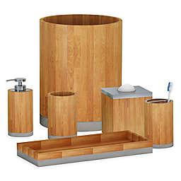 Bamboo Bathroom Accessories Bed Bath Beyond