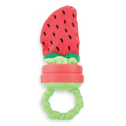 Sassy® Terry Teether in Strawberry
